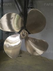 Brand new four bladed propellers from stock sizes from 30 inch to 46 inch - ID:72896
