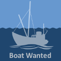 Boat wanted