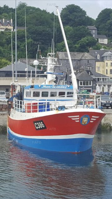 french trawler - picture 1