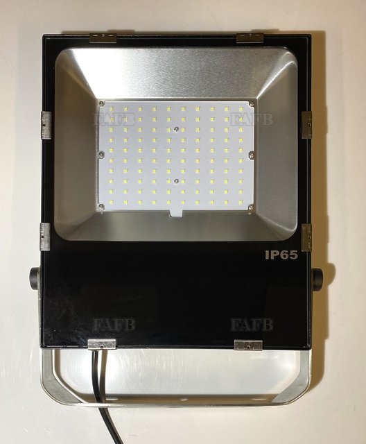 AAA NEW !!! 100w smd flood 12-24V Dc with 316 stainless steel bracket - picture 1