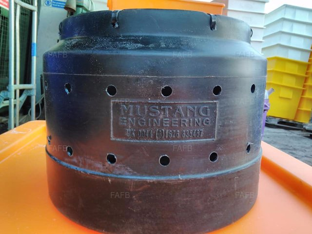 New Mustang 2 Whelk pot - picture 1
