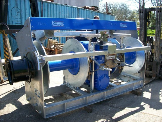 Spencer Carter trawl winches - picture 1