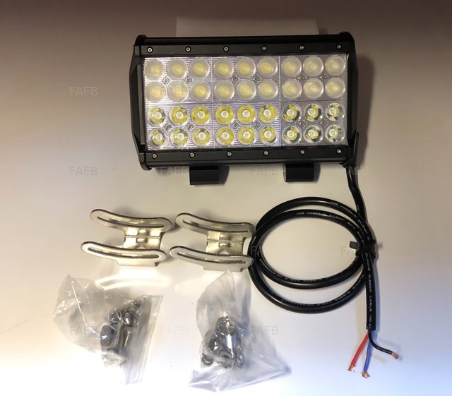 Aaa cree led light bars 72w £65 108w £90 120w £120 180w £165 - picture 1