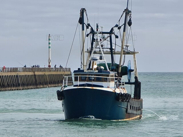 ( Alena ) 14 Mtr Steel Beamer, Scalloper, Trawler. With or without licence, - picture 1