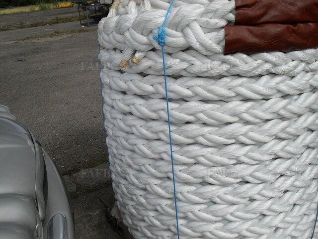 Large size Mooring Ropes - picture 1