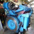 Paxman 8RPHX marine diesel and 1.9-1 transmission. - picture 7