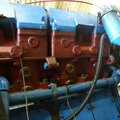 Paxman 8RPHX marine diesel and 1.9-1 transmission. - picture 4