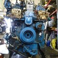Paxman 8RPHX marine diesel and 1.9-1 transmission. - picture 3