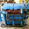 Paxman 8RPHX marine diesel and 1.9-1 transmission. - picture 2