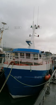 Multi- purpose steel fishing boat reduced price to sell. - - - ID:109242