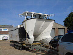 TWINSEAS 3 .5 m Alaskan -  New build    3.5  m   BEAM   catamaran   3.5 m Beam - ID:100253