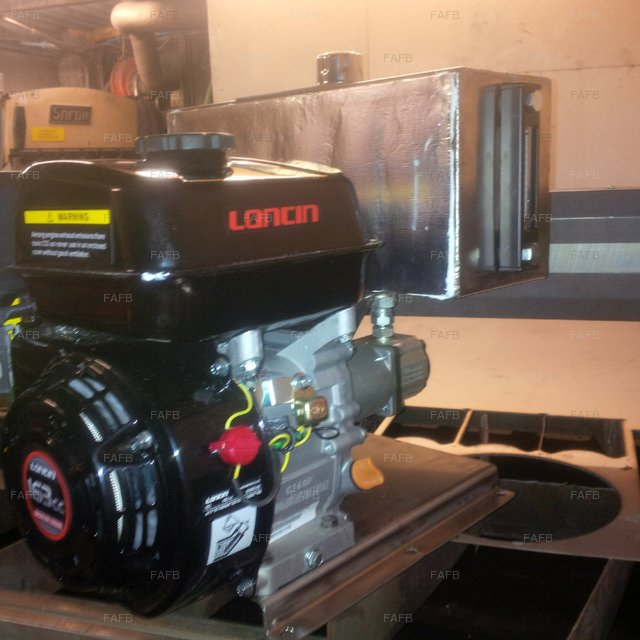 5•5 HP Loncin Power Packs - picture 1