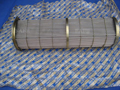 Iveco FPT Curser 13 Intercooler tube stack - ID:106261