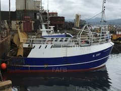 Denis Swire steel twin rig trawler - Castlemore EX (Our Josie Grace) - ID:94284