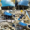 PB46 Vivier Potter/Trawler - Gary Mitchell 14m design built by Padstow Boatyard - picture 13