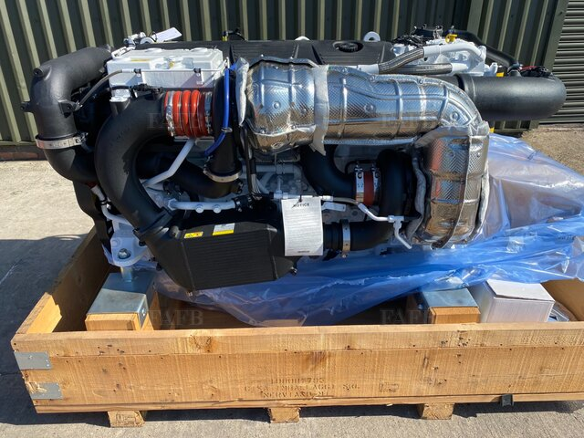 Cat C12.9 new marine engines - picture 1