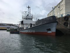 Ex RNAS FLEET TENDER, CLOVELLY CLASS - MV ELKSTONE - ID:106344