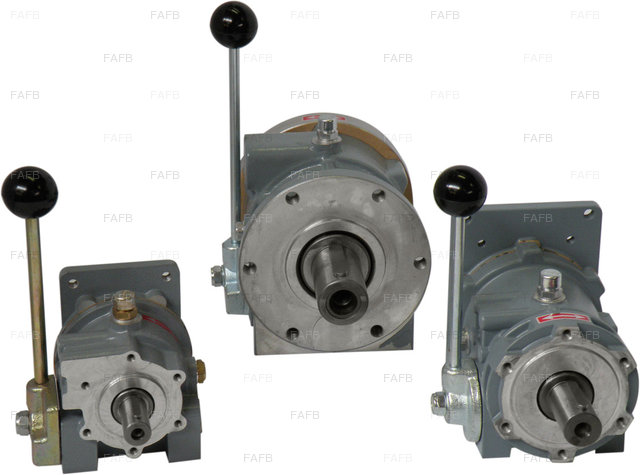 Hydraulic Clutches and Pumps - picture 1