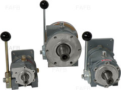 Hydraulic Clutches and Pumps - ID:85358