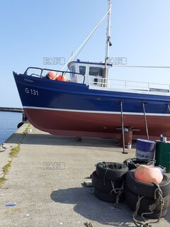 Fishing boat - Molly bawn  - ID:117372