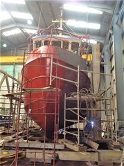 Repairs, maintenance and refit at Padstow Boatyard - ID:104375