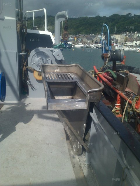 Trawl doors, whelk tables, fish washers, - picture 1