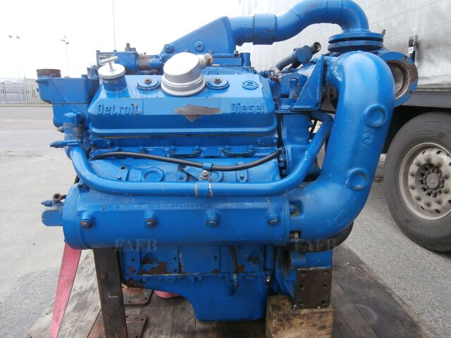 DETROIT DIESEL 6V92TA ENGINE FOR SALE - picture 1
