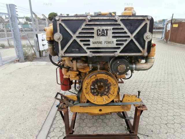 CATERPILLAR 3412E ENGINE FOR SALE - picture 1
