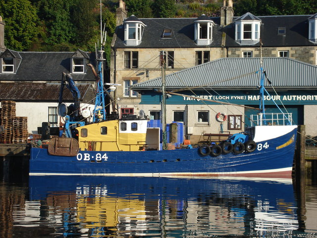 Gerrards of Arbroath trawler/scalloper - picture 1