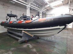 Halmatic Pacific 22 RHIB - Pacific 22 Rigid Inflatable Fast Offshore Patrol Vessel  - ID:115472