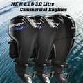 Mercrury SeaPro Commercial Outboards - picture 9