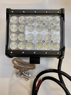 NEW!! AAA 72W CREE LIGHT BAR FLOOD - ID:109497