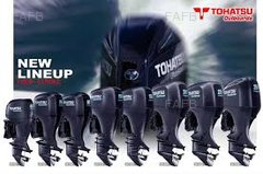 Tohatsu Outboards 2.5 to 250 HP - ID:89514