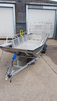 Aluminium work boats - New 2021 build - ID:115517