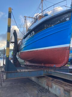 Trawler/Scalloper Eyemouth built - Silver Viking - ID:117523