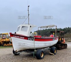 Custom Build Hewitt Boat Builders - Lady Iris - ID:116544