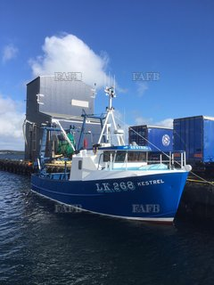 May PX under 10mtr trawler scalloper. - Kestrel gl K268 - ID:107554
