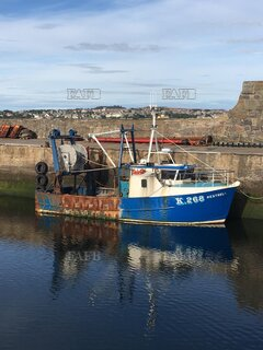 Now in Macduff and booked on the slip from 17th August - Kestrel gl K268 - ID:107554