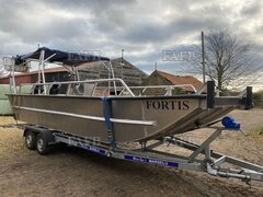 Landing Craft 7m For Sale or Charter - Fortis  - ID:114564