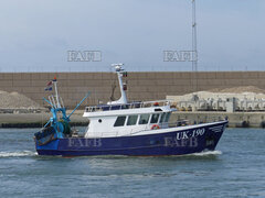 Sterntrawler - UK 190 'Gerrit Senior' - ID:116569