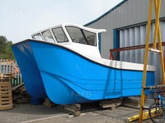TWINSEAS 5.8/ 6.3 / 6.9 /7.5 x 2.65m or 3m -  New build catamaran - ID:65599