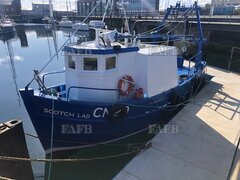 Gaff Girvan Wooden Creeler/trawler (may PX for 7-8m GRP Creeler) - Scotch Lad CN29 - ID:110606