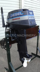 YANMAR D40- AX- LEP with warranty ! - ID:89609