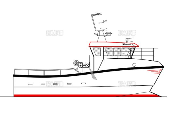 PB Cat 33 - Displacement / Semi Displacement catamaran by Padstow Boatyard - picture 1