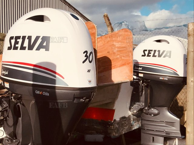 SELVA COMMERCIAL ENGINES THE ONLY REAL OPTION. Call now to secure yours now. - picture 1