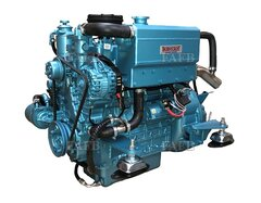 New Thornycroft TK-40 40hp Marine Diesel Engine Package - ID:115007