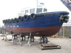 STEEL WORKBOAT - AMELIE G - ID:114070