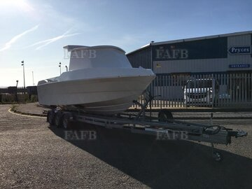 Aquafish 23 (18.5', 28' and 9m cat also available) - New build - ID:112712