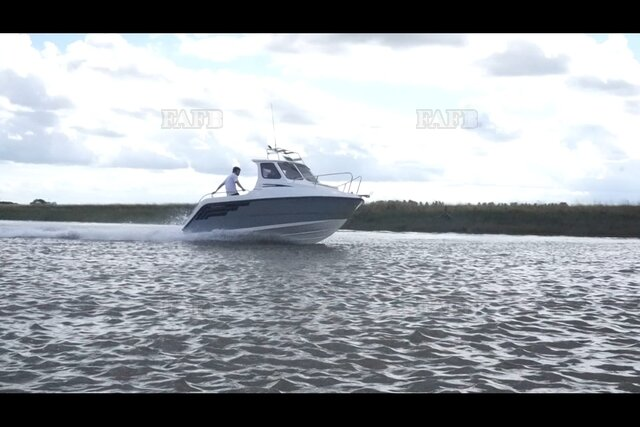 Aquafish 185 (23', 28' and 9m cat also available) - picture 1