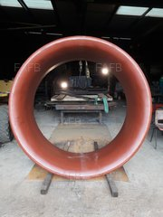 Fabricated Propeller Nozzle to suit 1.65M diameter prop. - ID:101760